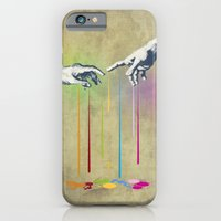 iPhone & iPod Case featuring But deliver us from evil by Angelo Cerantola