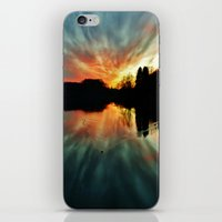 Magical Evening At The L… iPhone & iPod Skin
