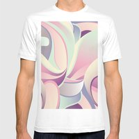 Santa Fe Mens Fitted Tee White SMALL