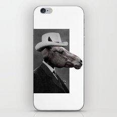 HORSE FACE iPhone & iPod Skin