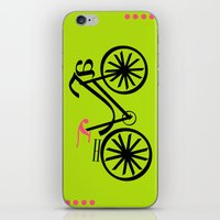 bicitecleando iPhone & iPod Skin