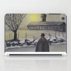 Track 6: Dark winter iPad Case