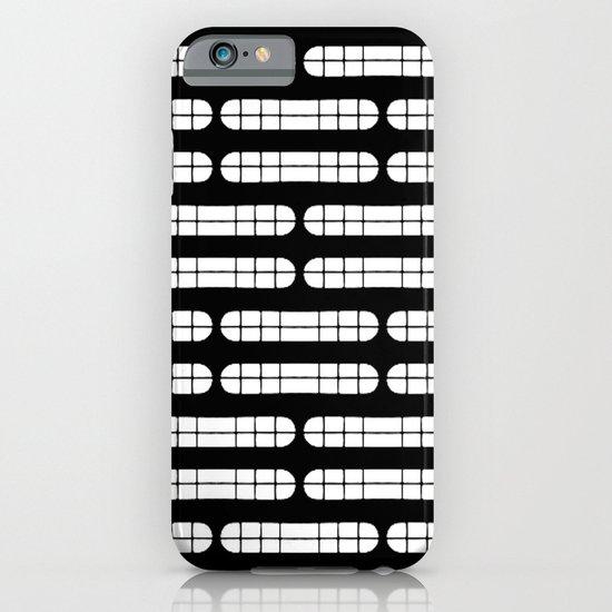 Grift Black & White Pattern iPhone & iPod Case