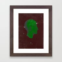 Since That Day... Framed Art Print