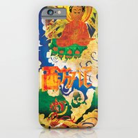 Sun Wukong Confronts Buddha iPhone 6 Slim Case