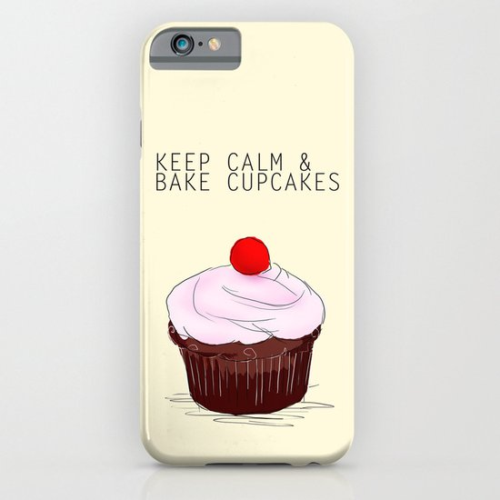 keep calm iPhone & iPod Case