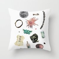 ACQUISITION Throw Pillow