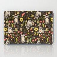 Raccoons iPad Case