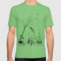 Do You Know Me? Mens Fitted Tee Grass SMALL