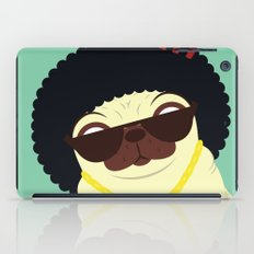 Pug in bling iPad Case