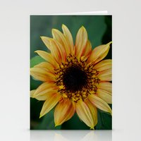 Sunflowers 1 Stationery Cards