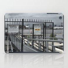 The Open Security Gate iPad Case