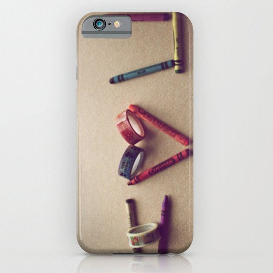 Children Love | I Love You iPhone & iPod Case