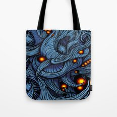 Infection colored Tote Bag