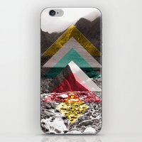 Sojourn series - Fox Glacier  iPhone & iPod Skin