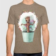 T-shirt featuring Baby Groot by Pendientera
