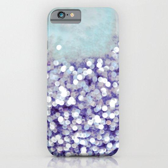 sea of bling - indigo iPhone & iPod Case