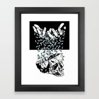 I Hold A Wolf By The Ears Framed Art Print