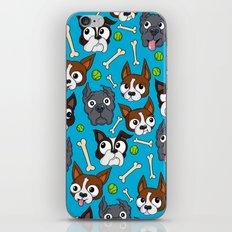 Duke, Biggie, Bluie iPhone & iPod Skin