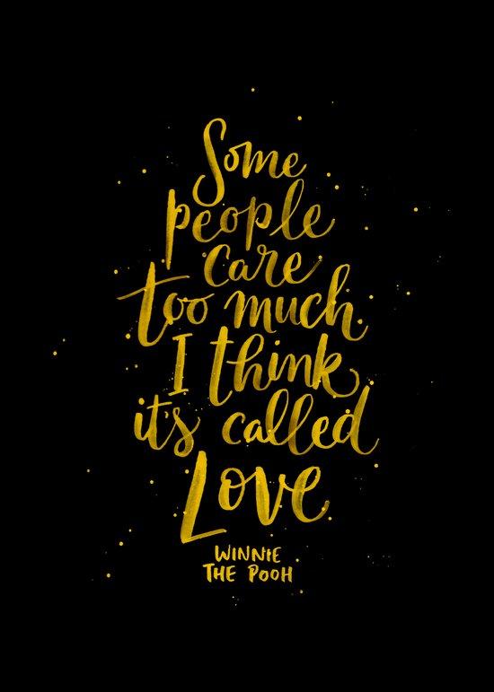 It's Called Love  Art Print