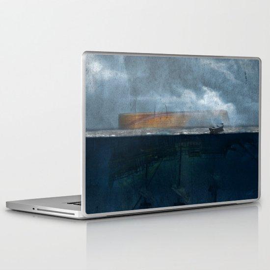 The Cartographer  Laptop & iPad Skin