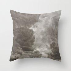 PEACEFUL FRUSTRATION Throw Pillow