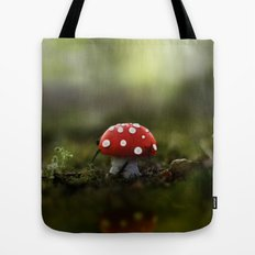 the real world Tote Bag