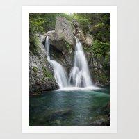 Bash Bish Falls Art Print