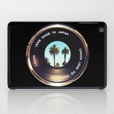 focus on palms iPad Case