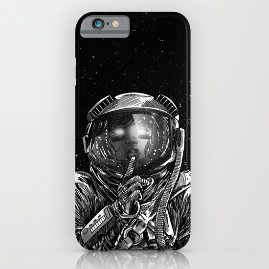 The Secrets of Space iPhone & iPod Case