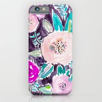 iPhone & iPod Case featuring Gardens of Rockridge Floral by Barbarian | Barbra Ignatiev