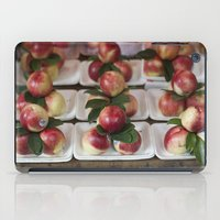 peaches iPad Case