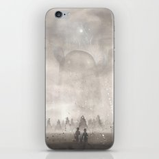 Forest spirit (p 2) iPhone & iPod Skin