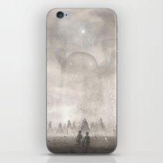 Forest spirit (p 2) iPhone & iPod Skin