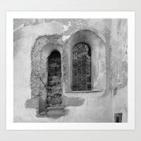 Through Decades Art Print