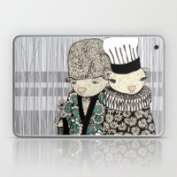 Happy when it rains Laptop & iPad Skin