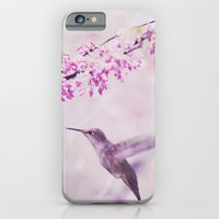 Pink Dreams    (Hummingbird) iPhone 6 Slim Case