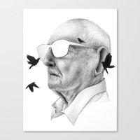 MI VIDA HA SIDO EXTRAORD… Canvas Print