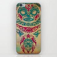 H tattoo iPhone & iPod Skin