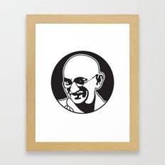 Mohandas Karamchand Gandhi Framed Art Print
