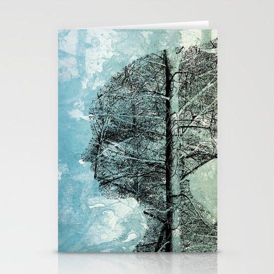 Tree of life Stationery Card