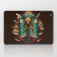 I Am The Bad Wolf iPad Case