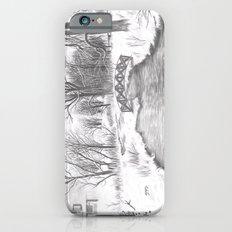 Snowy Landscape iPhone 6 Slim Case
