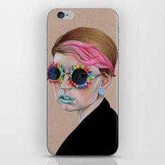 Pop Glasses iPhone & iPod Skin