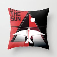 Race the Sun OST Throw Pillow