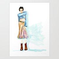 Fashion Killa Art Print