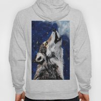 Wolf's breath Hoody