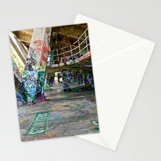 Graffiti Hall Stationery Cards