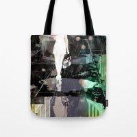 BUBBLE RAIN Tote Bag