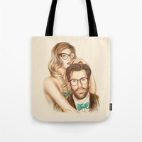 I love your Glasses Tote Bag